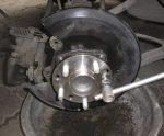 Замена заднего подшипника ступицы форд фокус 2 – Замена переднего и заднего ступичного подшипника Форд Фокус 2